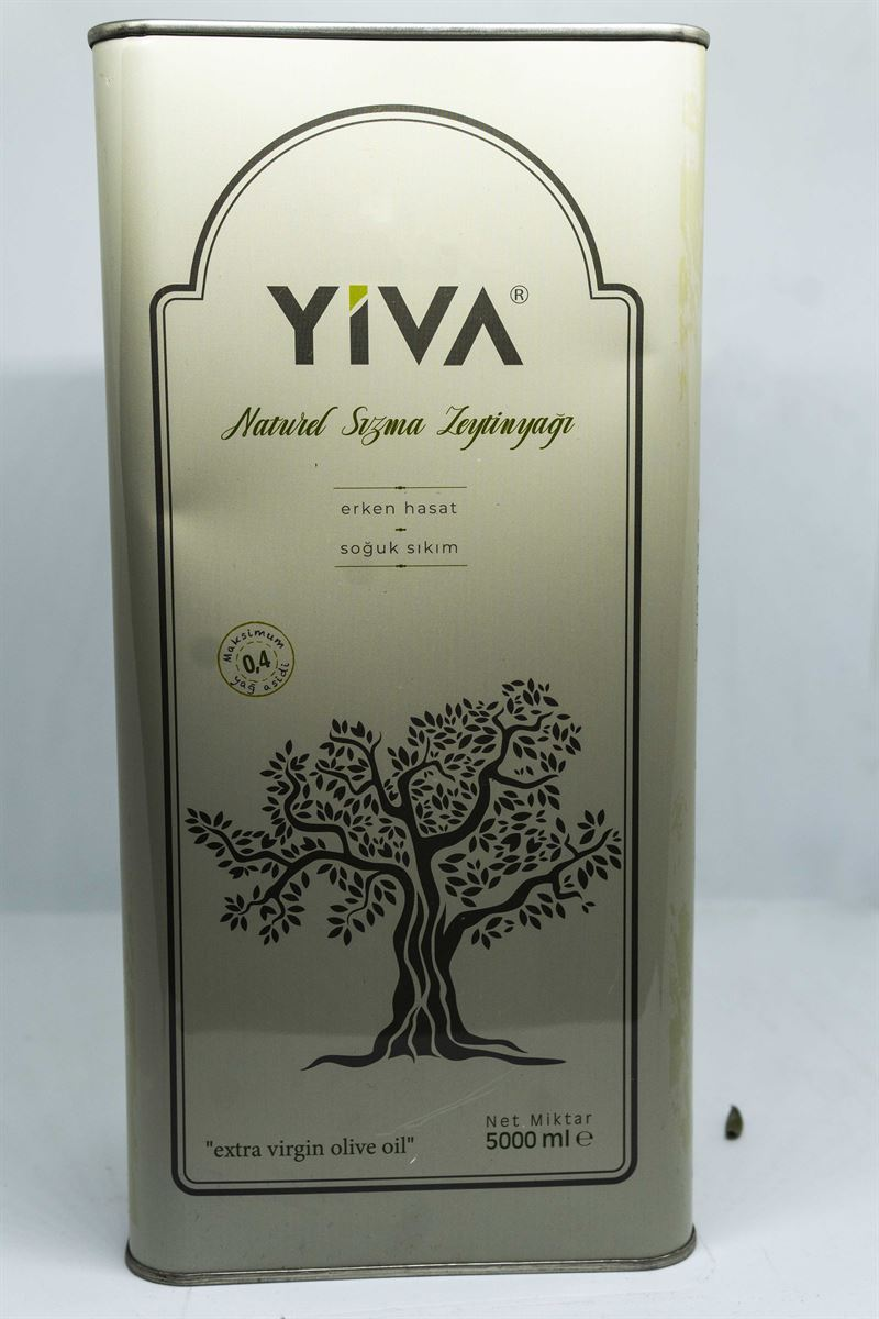 5 LT Extra Virgin Olive Oil
