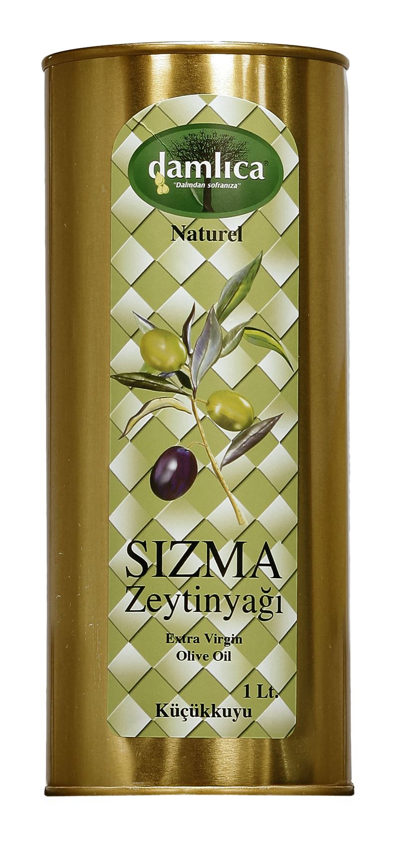 Damlıca Naturel Extra Virgin Olive Oil