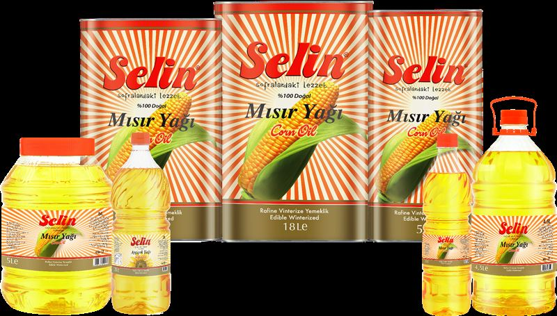 SELIN - REFINED CORN OIL