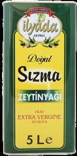 İlyada Geyikli  Natural Extra Virgin Olive Oil