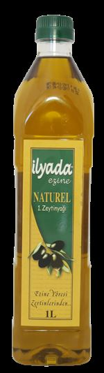 Ilyada Geyikli  Natural 1. Olive Oil
